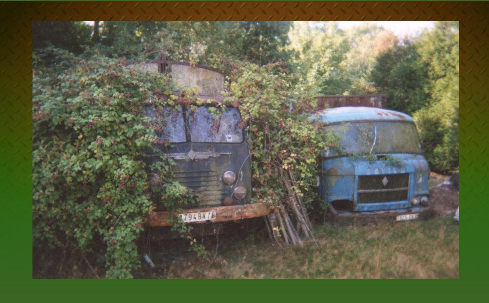 Faineant saviem renault restauration vente entretien for Garage restauration voiture ancienne nord